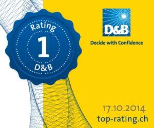 Auszeichnung D&B 2014