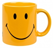 gelbe Smiley Tasse