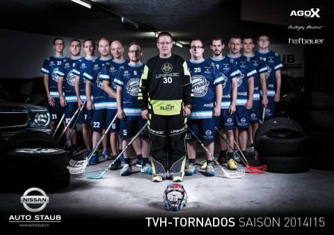 TVH Tornados Sponsor 2014/2015